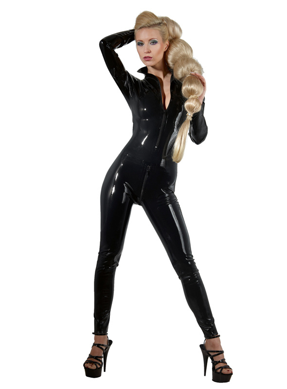 HP Latex Catsuit