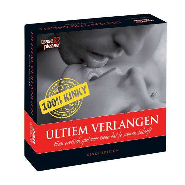 Sexspellen Ultiem Verlangen Kinky