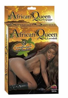 African Queen Sexpop