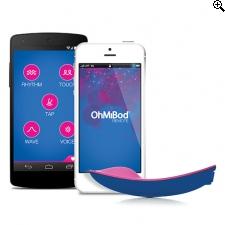 X-Toys OhMiBod App Controlled